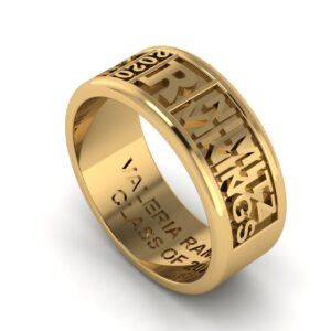 Non-Traditional Class Ring