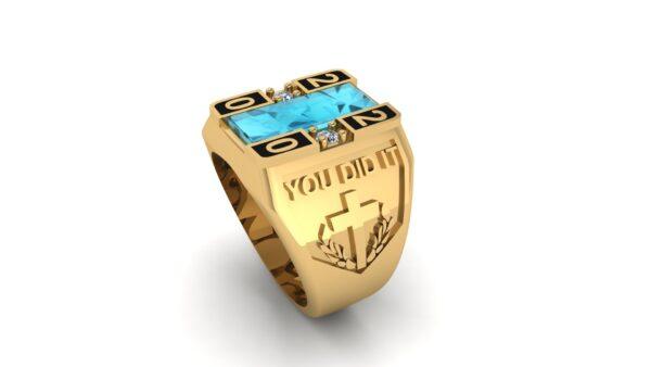 High School Class Ring