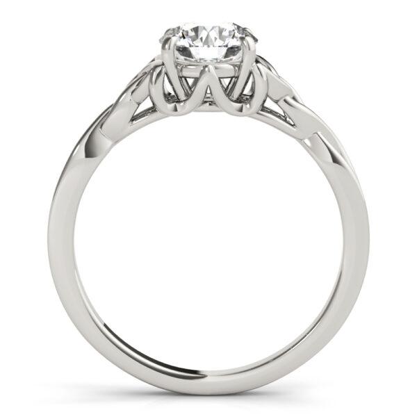 Triquetra Engagement Ring