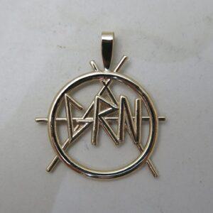 Business Logo Necklaces