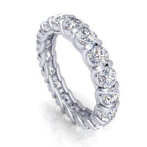 Eternity Diamond Bands