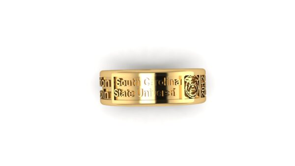 Contemporary Class Ring