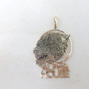 Customized Logo Necklace